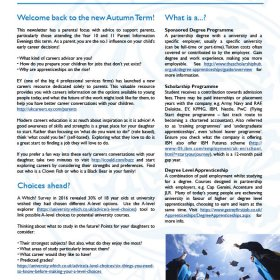 The Kingsley School Careers Newsletter Edition 06 Web