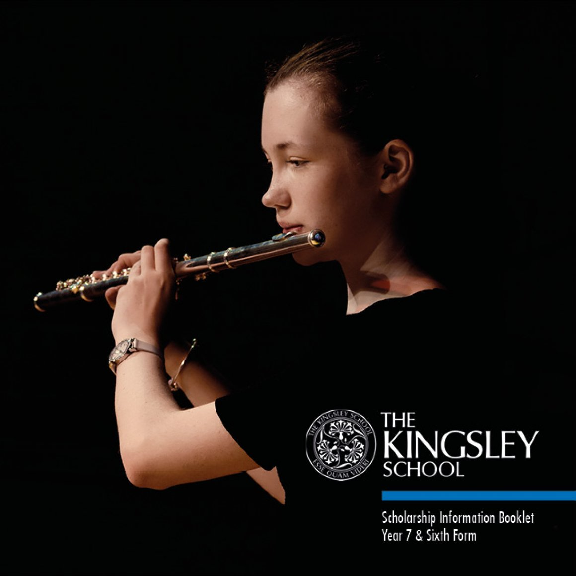 The Kingsley School Scholarship Booklet 2019 Cover