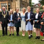 Being 'The Right Kind of Different' at Prize Giving
